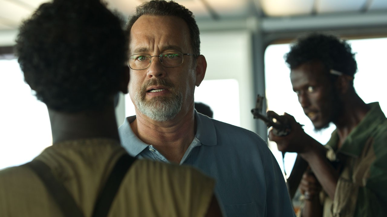 """Captain Phillips"": primeiro trailer para o drama sobre navio sequestrado"