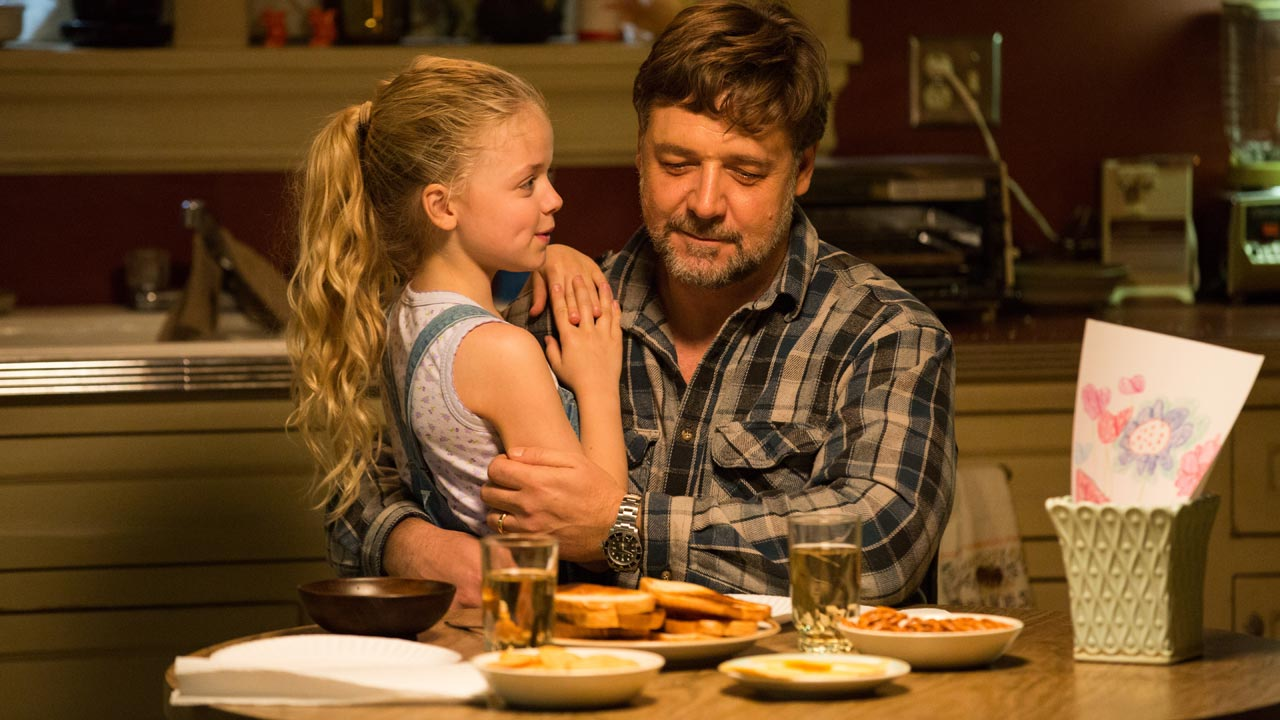 Pais e Filhas / Fathers and Daughters (2015)