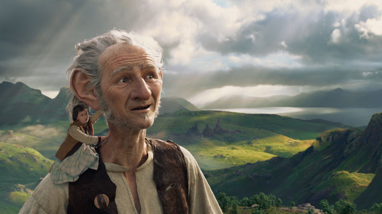 O Amigo Gigante / The BFG (2016)