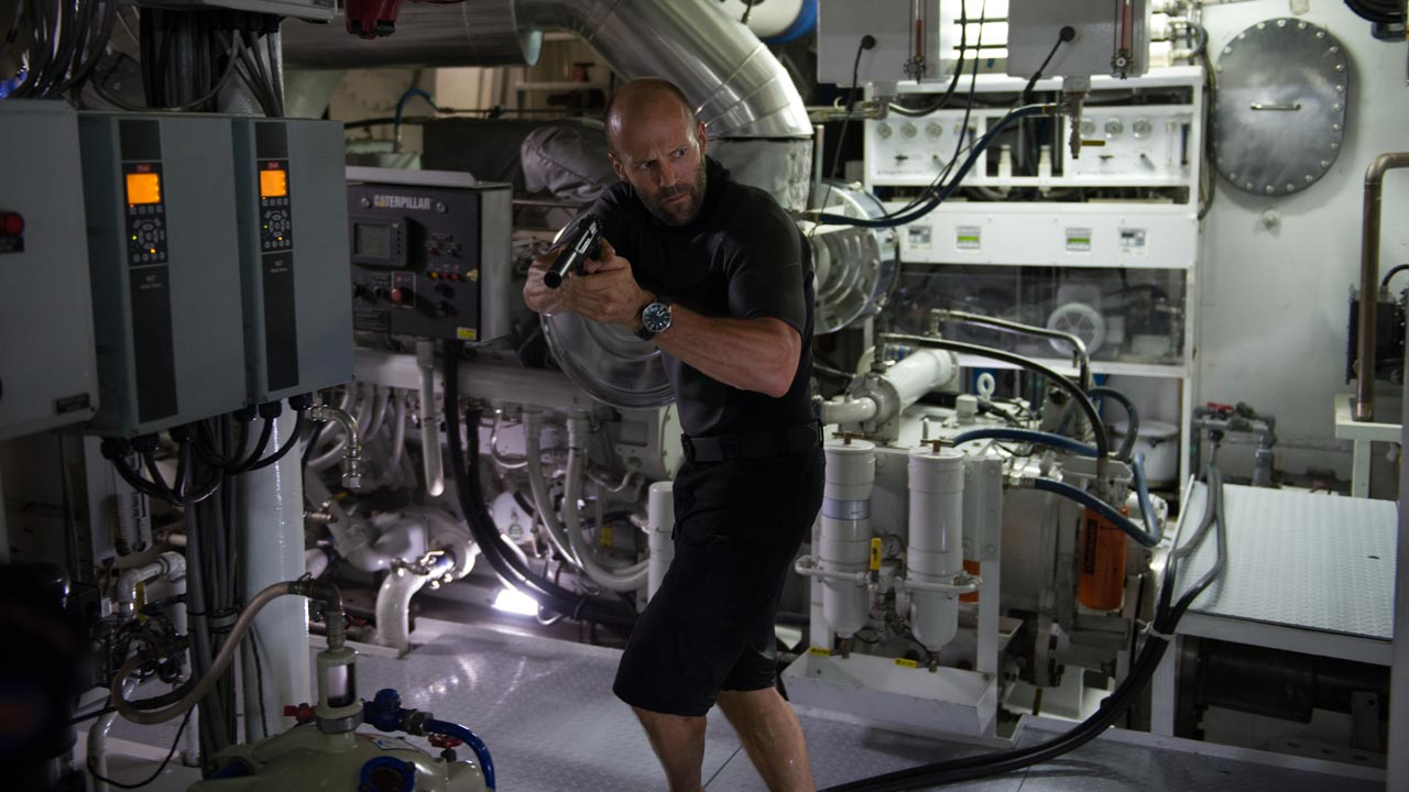 Mechanic: Assassino Profissional / Mechanic: Resurrection (2016)