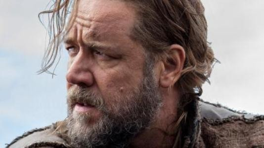 Russell Crowe na pele de No&eacute;