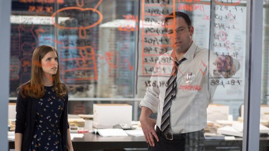 """Problemas com o IRS? Consulte o contabilista Ben Affleck (aproveite e veja o trailer de """"The Accountant"""")"""