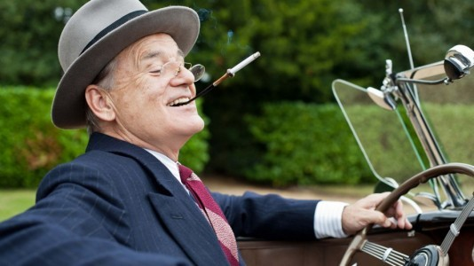 "Bill Murray é Franklin Delano Roosevelt em ""Hyde Park on Hudson"""