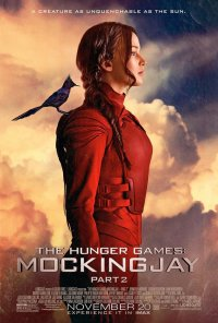 Poster do filme The Hunger Games: A Revolta - Parte 2 / The Hunger Games: Mockingjay - Part 2 (2015)