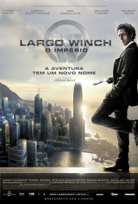 Poster do filme Largo Winch: O Império / Largo Winch (2008)