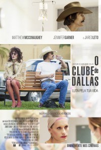 Poster do filme O Clube de Dallas / Dallas Buyers Club (2013)