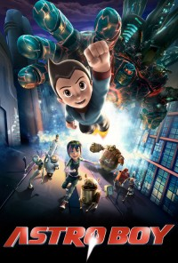 Poster do filme Astro Boy (2009)
