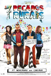 Poster do filme 7 Pecados Rurais (2013)