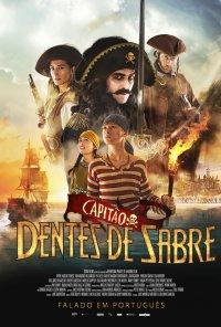 Poster do filme Capitão Dentes de Sabre / Kaptein Sabeltann og skatten i Lama Rama (2014)