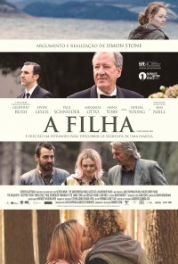 Poster do filme A Filha / The Daughter (2015)