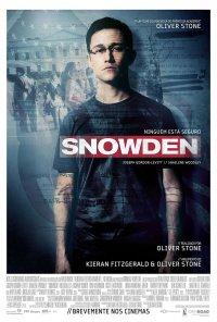 Poster do filme Snowden (2015)