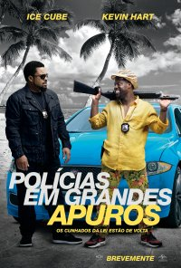 Poster do filme Polícias em Grandes Apuros / Ride Along 2 (2016)