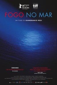 Poster do filme Fogo no Mar / Fuocoammare (2016)