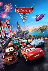 Poster do filme Carros 2 / Cars 2 (2011)