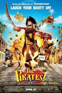 Poster do filme Os Piratas! / The Pirates! Band of Misfits (2012)
