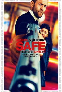 Poster do filme O Intocável / Safe (2012)