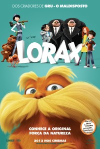 Poster do filme Lorax / Dr. Seuss' The Lorax (2012)