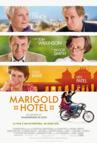 Poster do filme O Ex&oacute;tico Hotel Marigold / The Best Exotic Marigold Hotel (2012)