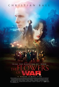Poster do filme As Flores da Guerra / The Flowers of War (2012)