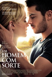 Poster do filme Um Homem Com Sorte / The Lucky One (2012)