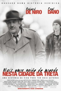 Poster do filme Mais Uma Noite de Merda Nesta Cidade da Treta / Being Flynn (2012)