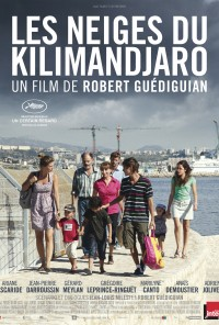 Poster do filme As Neves de Kilimanjaro / Les Neiges du Kilimandjaro (2011)