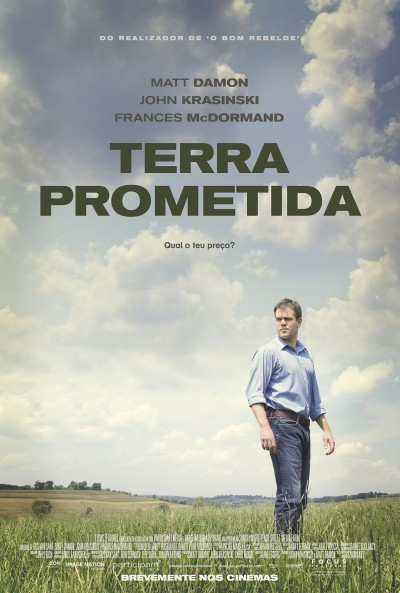 Terra Prometida (Legendado) BDRip RMVB
