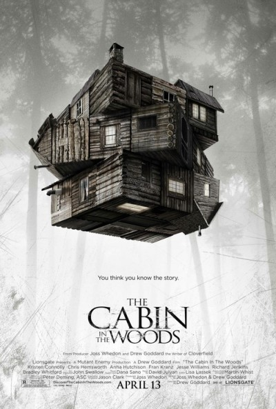 "Nova data de estreia: ""A Casa na Floresta"" (The Cabin in the Woods)"