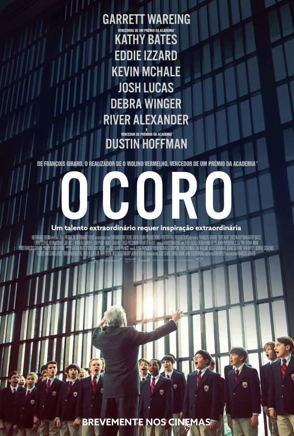O Coro Torrent Dual Áudio (2015)