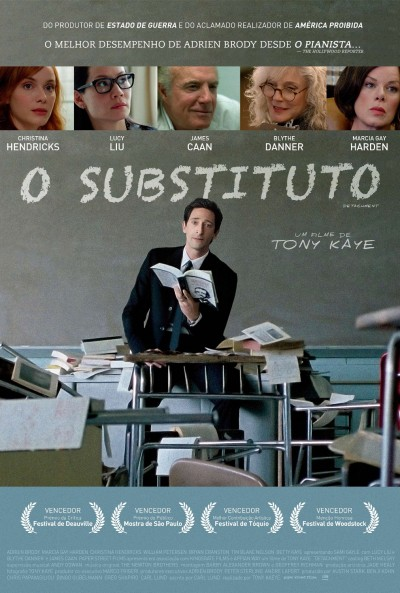 O Substituto (Dublado) BDRip RMVB
