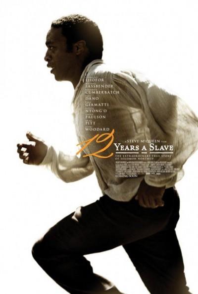 "Novo poster para ""Twelve Years a Slave"""