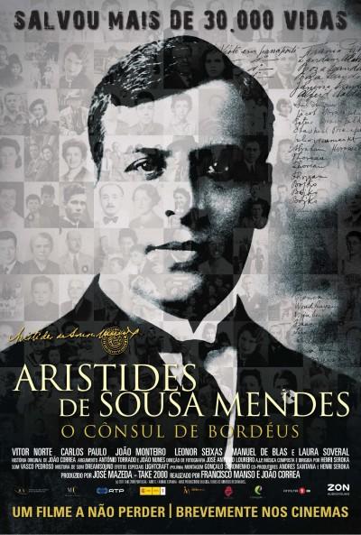"""Alteração na data de estreia: """"Aristides de Sousa Mendes - O Cônsul de Bordéus"""""""