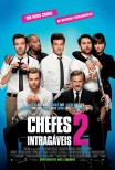 Chefes Intragáveis 2 / Horrible Bosses 2 (2014)