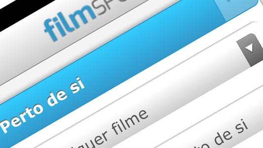 O filmSPOT agora no seu telemóvel