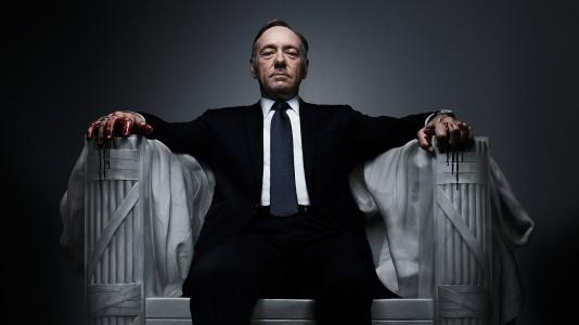 """""""House  of  Cards"""": série de Kevin Spacey e David Fincher estreia em fevereiro"""