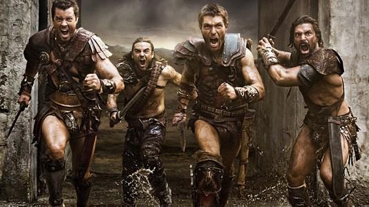 "Última temporada de ""Spartacus"" em fevereiro na FOX"