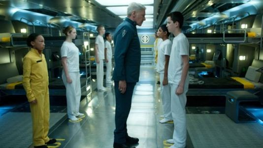 "Harrison Ford e Asa Butterfield apresentam o trailer de ""Ender""s Game"""
