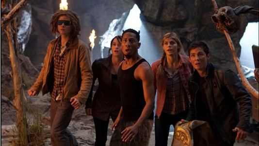 "Primeiro trailer para ""Percy Jackson: Sea of Monsters"""