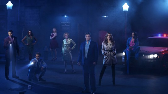 &Uacute;ltimo epis&oacute;dio da quinta temporada de &quot;Castle&quot; em maio no AXN