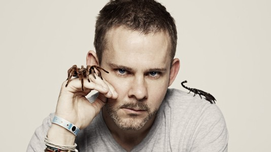 &quot;Criaturas estranhas com Dominic Monaghan&quot; estreia de maio no Discovery Channel