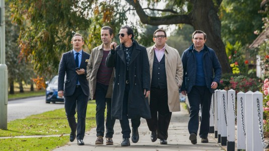 "Bares, cerveja e o apocalipse na comédia ""The World's End"""