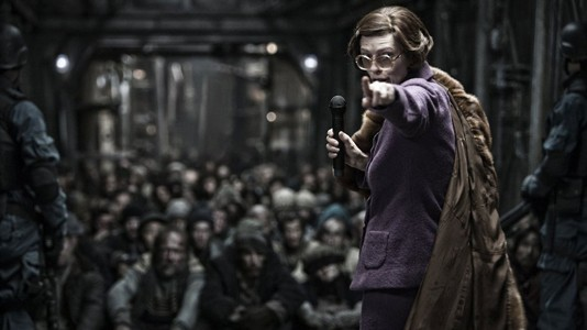 "Primeiro vídeo do drama distópico ""Snowpiercer"""