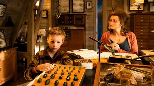 "Primeiro olhar: ""The Young and Prodigious Spivet"""