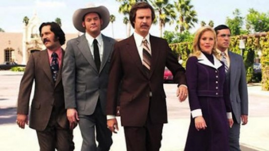 "Trailer para ""Anchorman 2: The Legend Continues"""