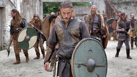 """Vêm aí os """"Vikings""""! Primeira série de ficção do canal História estreia em julho"""