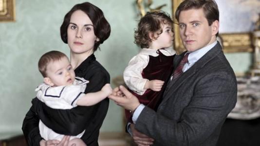 """O bebé George de """"Downton Abbey"""" (e outras novidades da quarta temporada)"""