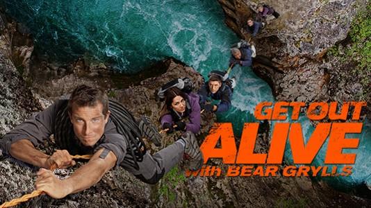 """""""Em Perigo Com Bear Grylls"""" estreia em setembro no Discovery Channel"""