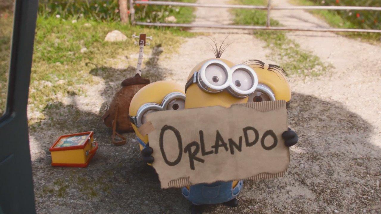 """Alegria! Há um trailer novo do filme dos """"Minions"""""""