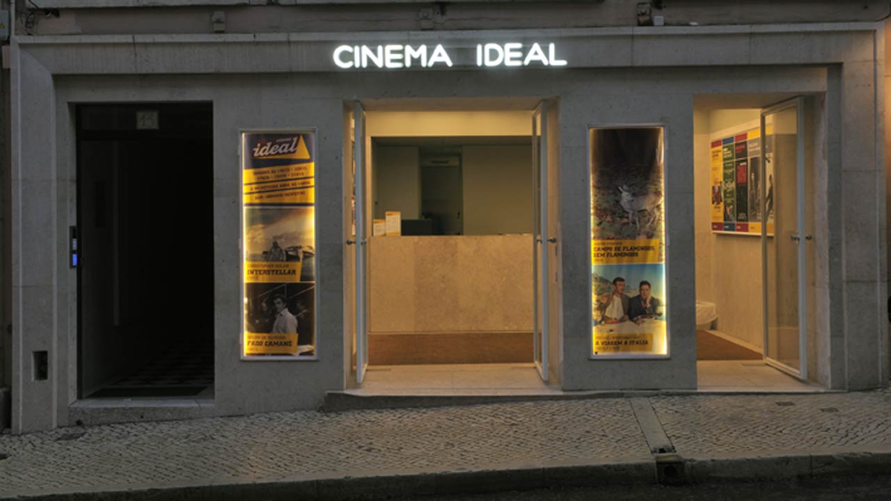 Veja cinema à borla no segundo aniversário do Cinema Ideal