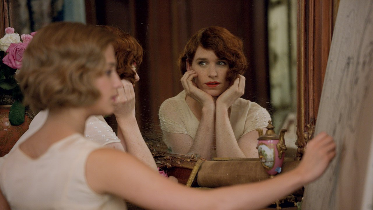 "Primeiro trailer para ""A Rapariga Dinamarquesa"""